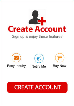 Create Account Vigo4u